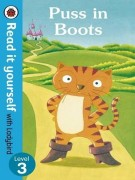 Read It Yourself with Ladybird Puss in Boots (mini Hc):Level 3